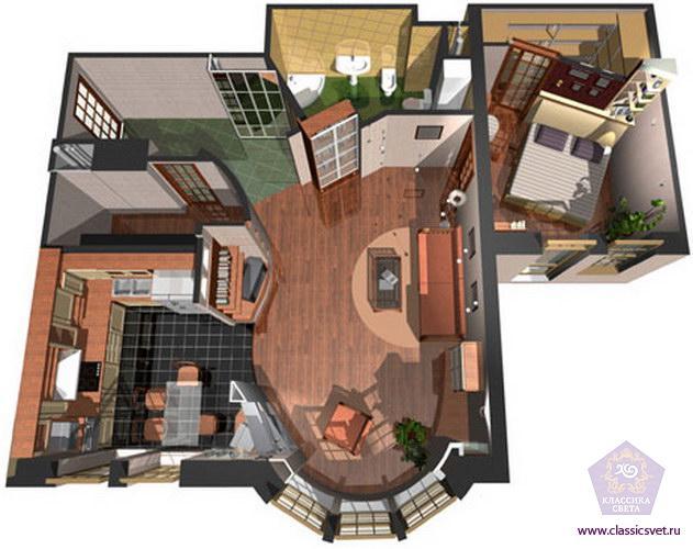 Дизайн дома сделать самому 02