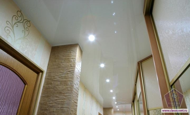 Первое впечатление о доме — коридор
