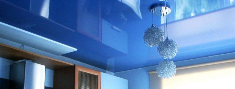 Натяжные потолки – красота и функциональность