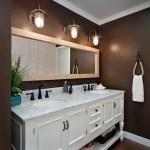Как сделать хороший ремонт ванной комнаты с освещением