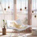 Некоторые современные световые тенденции оформления окна