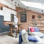 Цвет в дизайне жилых помещений при освещении
