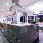 Искусство освещения кухни