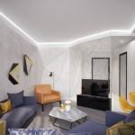 Интерьер небольшой гостиной: 5 основных ошибок при обустройстве