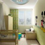 Как обустроить интерьер детской комнаты с освещением?
