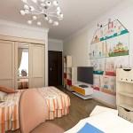 7 советов для создания освещения детской комнаты