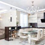Оформление столовой комнаты – на что обратить внимание при освещении?