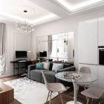 Лучшие идеи, как сделать гостиную лучше с освещением