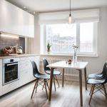 Как обустроить кухню со светом от специалистов