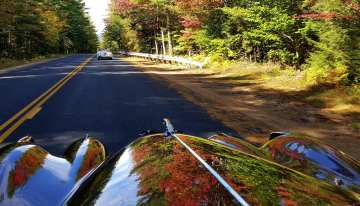 New England Fall Colours