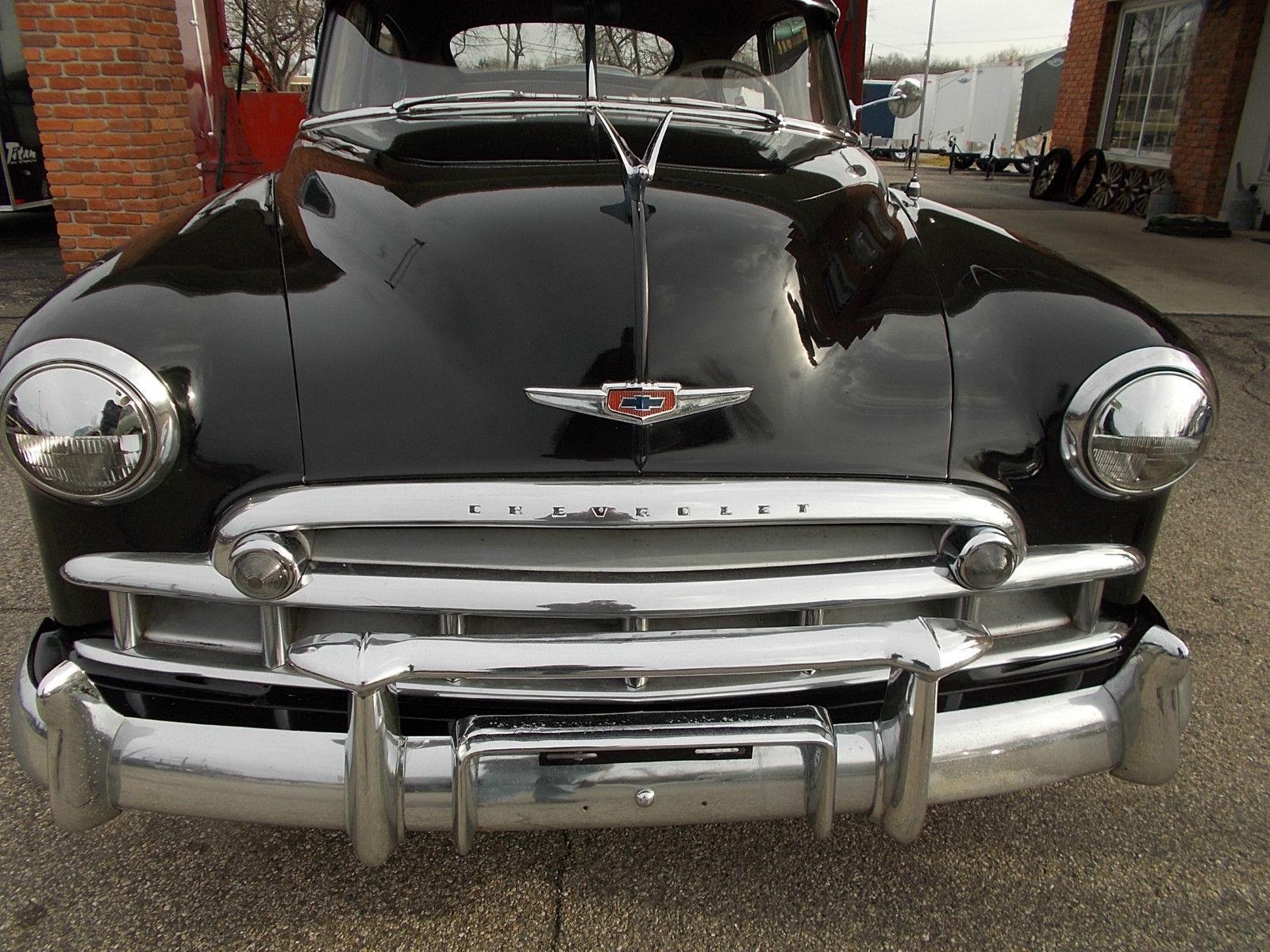 1949 Chevrolet Fleetline 2dr Fastback