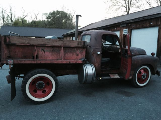 Rod Dually 1953 Rat Ford