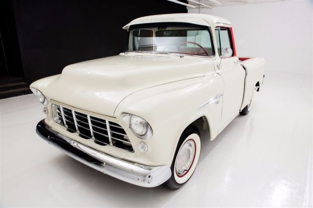 Chevrolet Pickup Bed Size