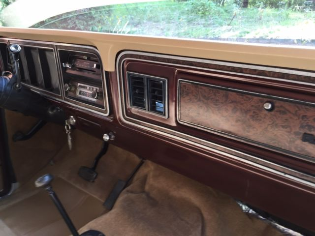 1979 Ford Bronco 4X4 351W Restored Two Tone Paint Like New