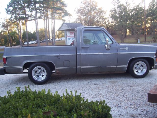 Truck Square Body Chevy Rat