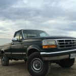 1994 Ford F250 Xlt 4x4 Long Bed