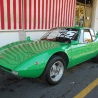 Envy green: 1969 Abarth 1300 Scorpione