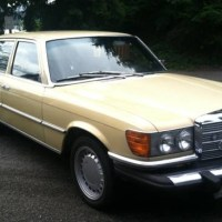 Cheap limo: 1975 Mercedes 450 SEL