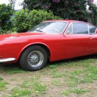 Forgotten beauty: 1968 OSI 20M TS Coupé