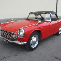 Revvy red: 1965 Honda S600 Roadster