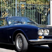 Million dollar face: 1968 OSI 20M TS Coupé