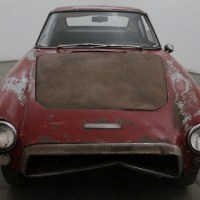 Dentist required: 1963 Fiat 1500 GT Coupé by Ghia
