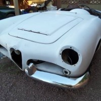 Doors not included: 1963 Alfa Romeo Giulia Spider