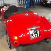 "Tiny with character: 1957 Fiat 500B ""Barchetta"""