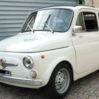 Nothing romantic here: 1965 Abarth 595 SS