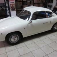 Premium quality: 1958 Abarth 750 by Zagato