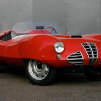Alfa inspiration: 1954 Fiat 500C Barchetta by Trevisan