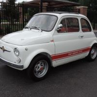 Out of museum: 1965 Abarth 695 SS