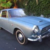 Factory paint: 1960 Lancia Appia Lusso by Vignale