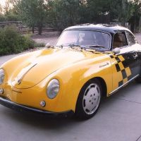 Unusual stuff: 1958 Porsche 356A T2 Coupé