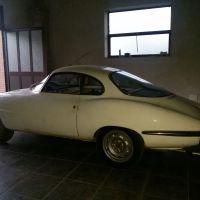 Dull white: 1961 Alfa Romeo Giulietta Sprint Speciale