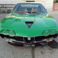 Envy green/2: 1971 Alfa Romeo Montreal