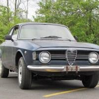Green chip: 1967 Alfa Romeo Giulia Sprint GT Veloce