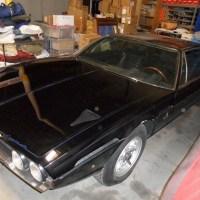 Black bull: 1969 Lamborghini Espada