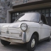 Solid and even rarer: 1959 Autobianchi Bianchina Trasformabile Special