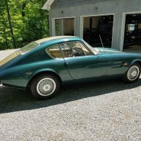 Solid and rare: 1967 Fiat 1500 GT Coupé by Ghia