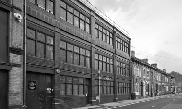 Trickers-factory-in-Northampton-England