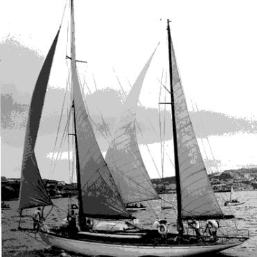 Archina - Sydney-Hobart Race