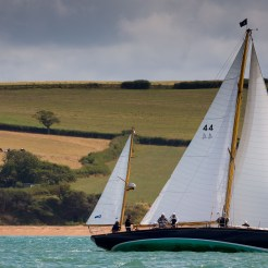 Cowes, Isle of Wight, UK, 22 July 2015 Panerai Classic Yacht Challenge 2015 British Classic Week 2015 Infanta Ph: Guido Cantini /Panerai