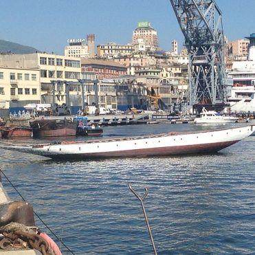 Joyette in Genova, 2013
