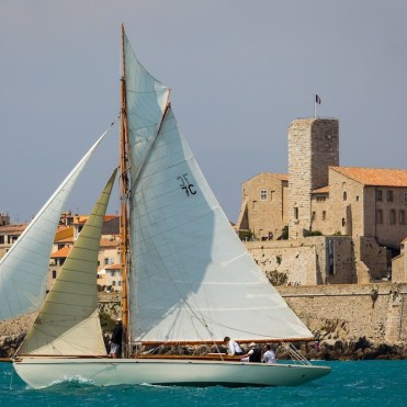 Les Voiles D'Antibes, 2014