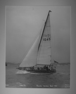 Round The Island Race, 1968