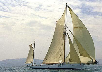 Gaff Yawl Classic Yacht Info