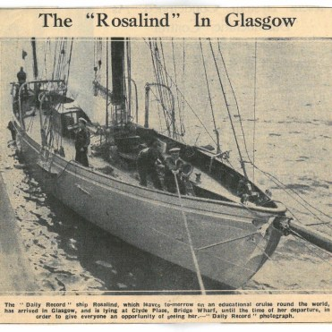 The Rosalind in Glasgow