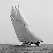 Schooner Atlantic in 1904