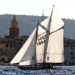 Sif, St Tropez, 2007